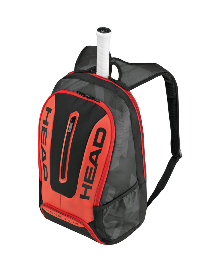 Head Tour Team Backpack Black Red