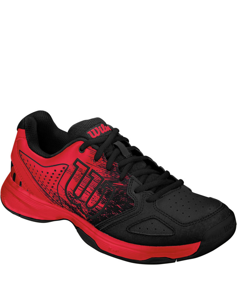Wilson Kaos Comp Junior Red Black