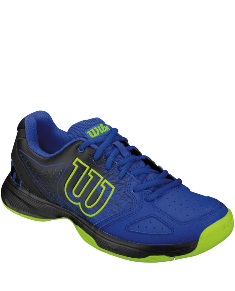 Wilson Kaos Comp Junior Blue Green