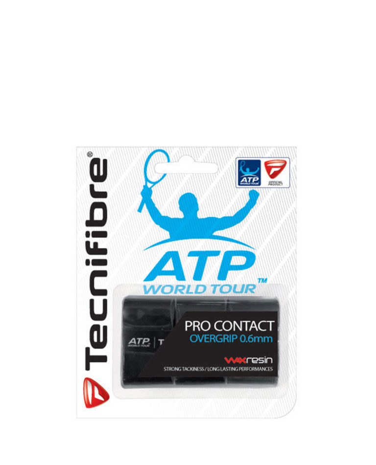 Tecnifibre Pro Contact ATP 3 Black