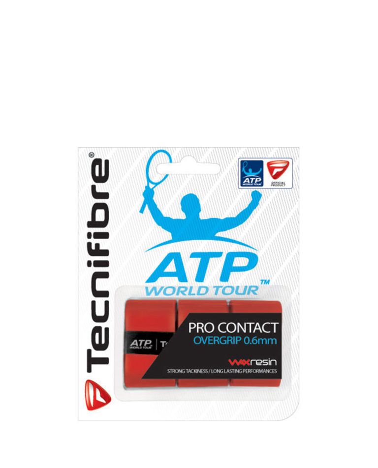 Tecnifibre Pro Contact ATP 3 Red