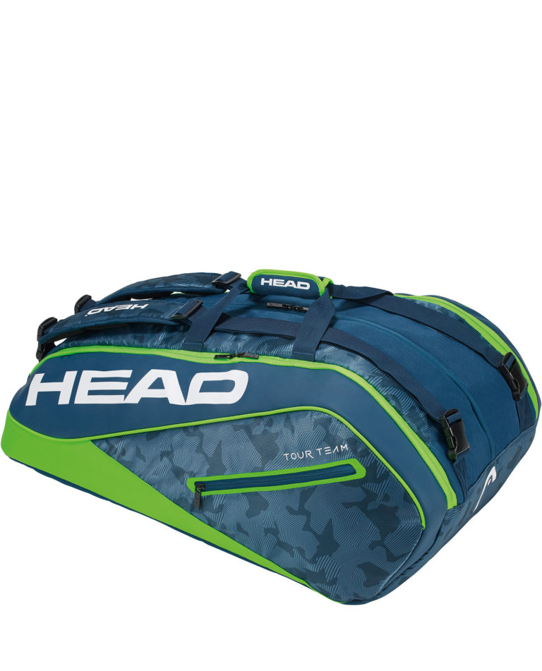 Head Tour Team 12R Monstercombi Blue Green 2018