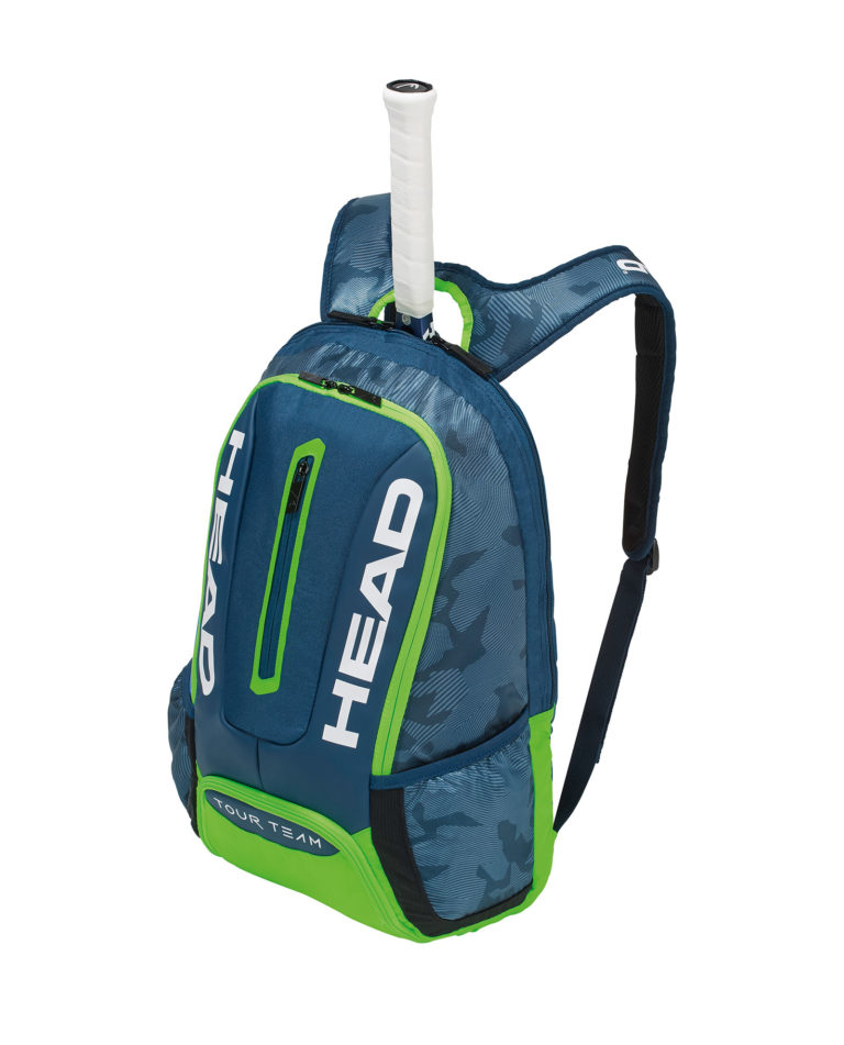 Head Tour Team Backpack Blue Green 2018