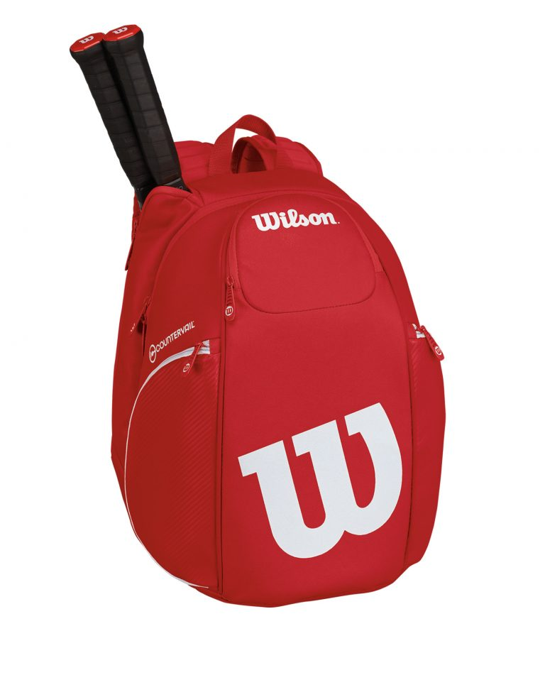Wilson Vancouver Pro Staff Backpack Red